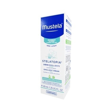 Mustela  Stelatopia Emollient Cream Face 40ml Renksiz